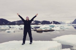 Introducing Hannah, our new Assistant Expedition Manager