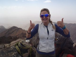 Expedition Leader profile: Abbi Naylor